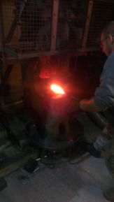 forging tongs